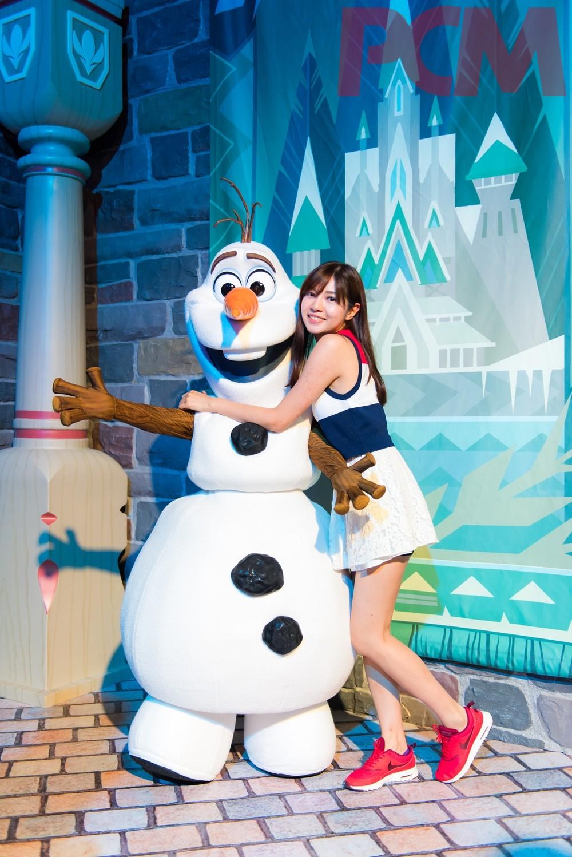 迪士尼《魔雪奇缘》冰雪小镇 8大必玩 冰凉攻略