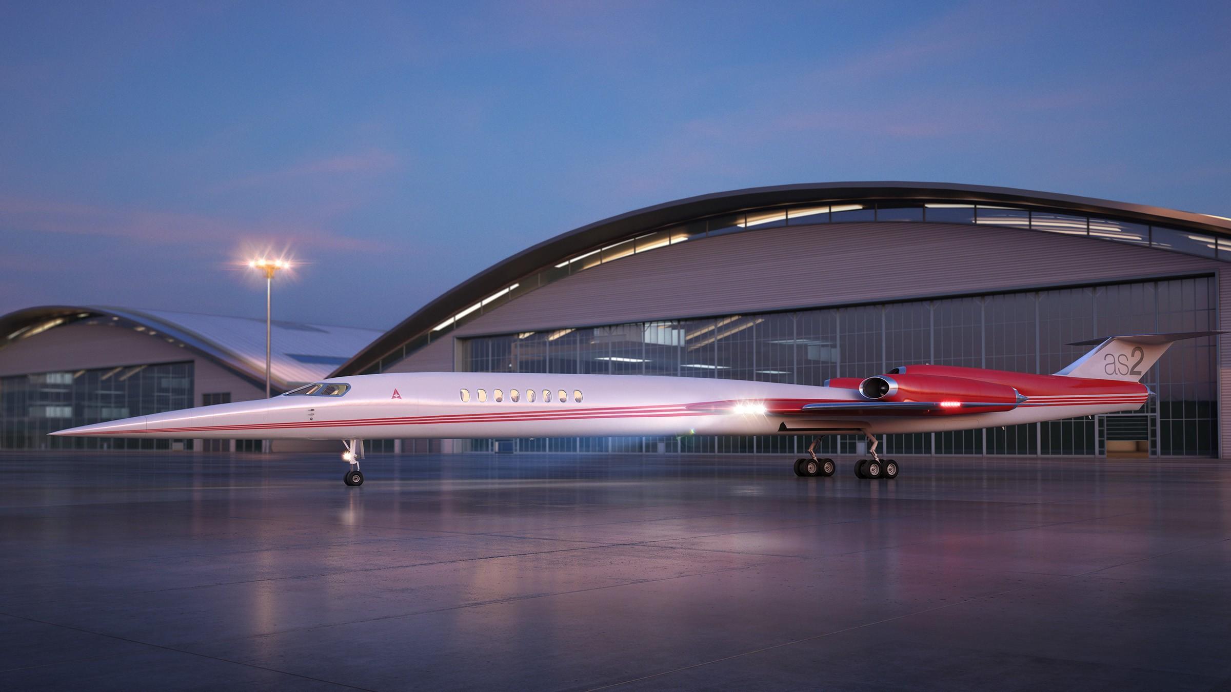 超音速私人飞机