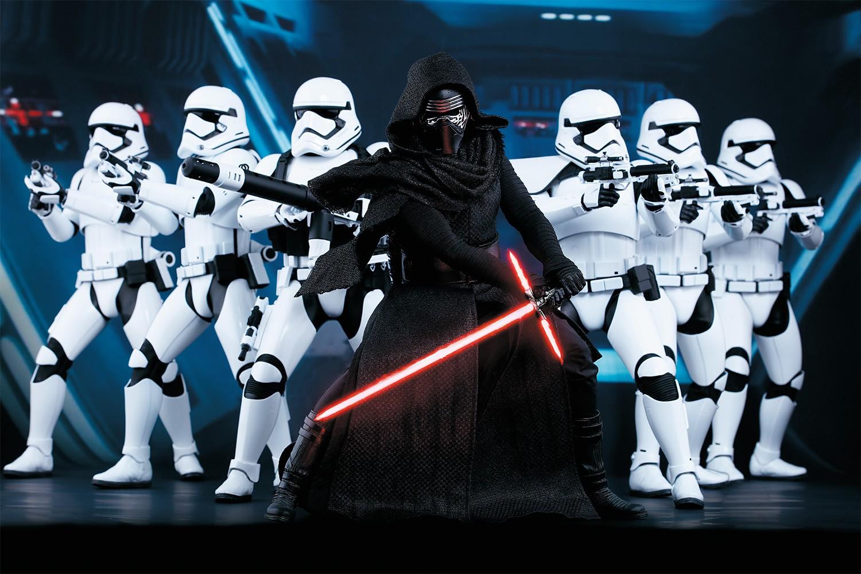 无错,又系《star wars episode vii: the force awaken》(星球大战vii